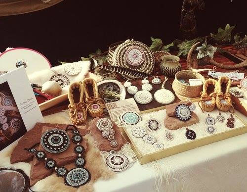 Grange craft fair