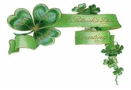 header st patricks day