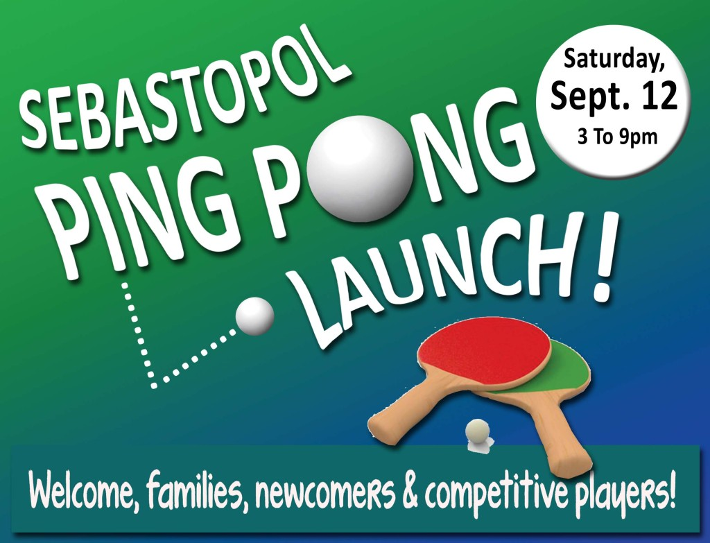 Ping Pong Launch