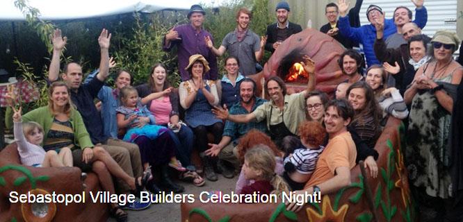 Sebastopol Village Builders Celebration