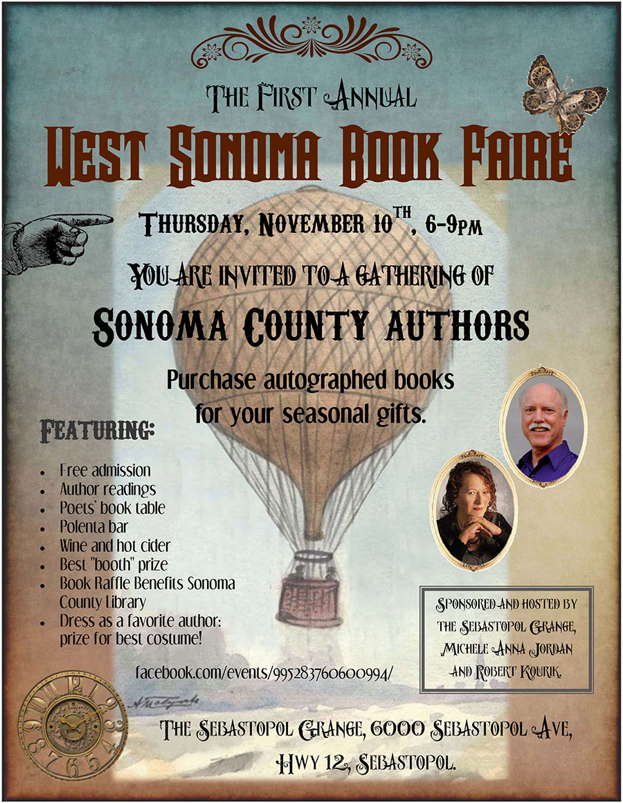 Book Faire flyer