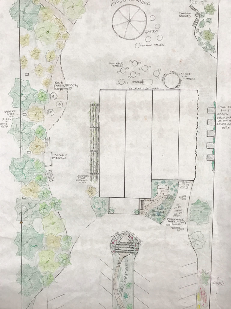 Grange drawing