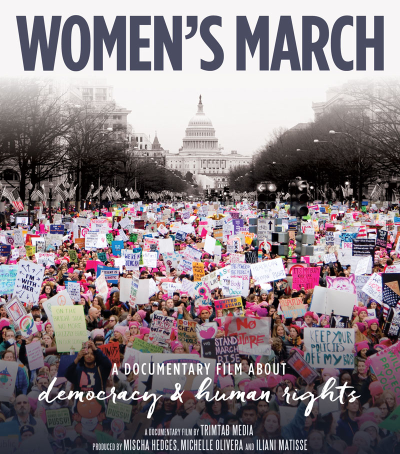 Womens March Film