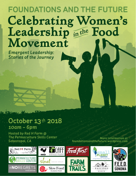 Women's Leadership in the Food Movement