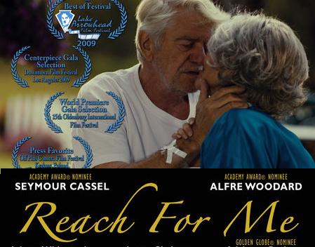 Reach for me movie Sebastopol Grange