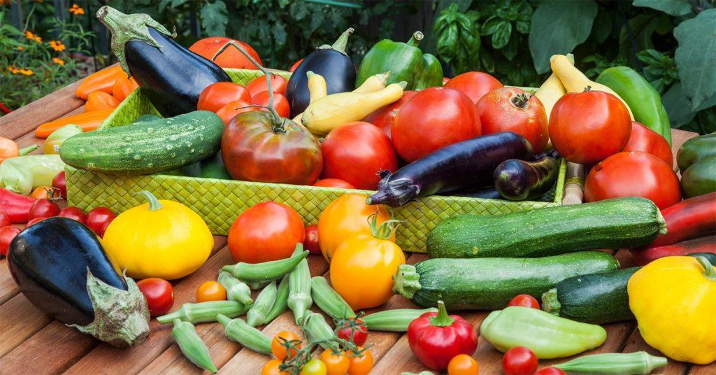 Vegetable exchange