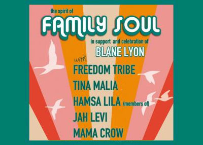 Family Soul benefit for Blane Lyon