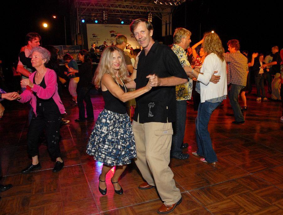 Dancing at Grange Inaugural Ball