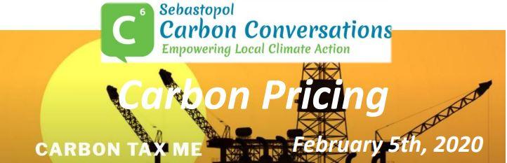 Sebastopol Carbon Conversations