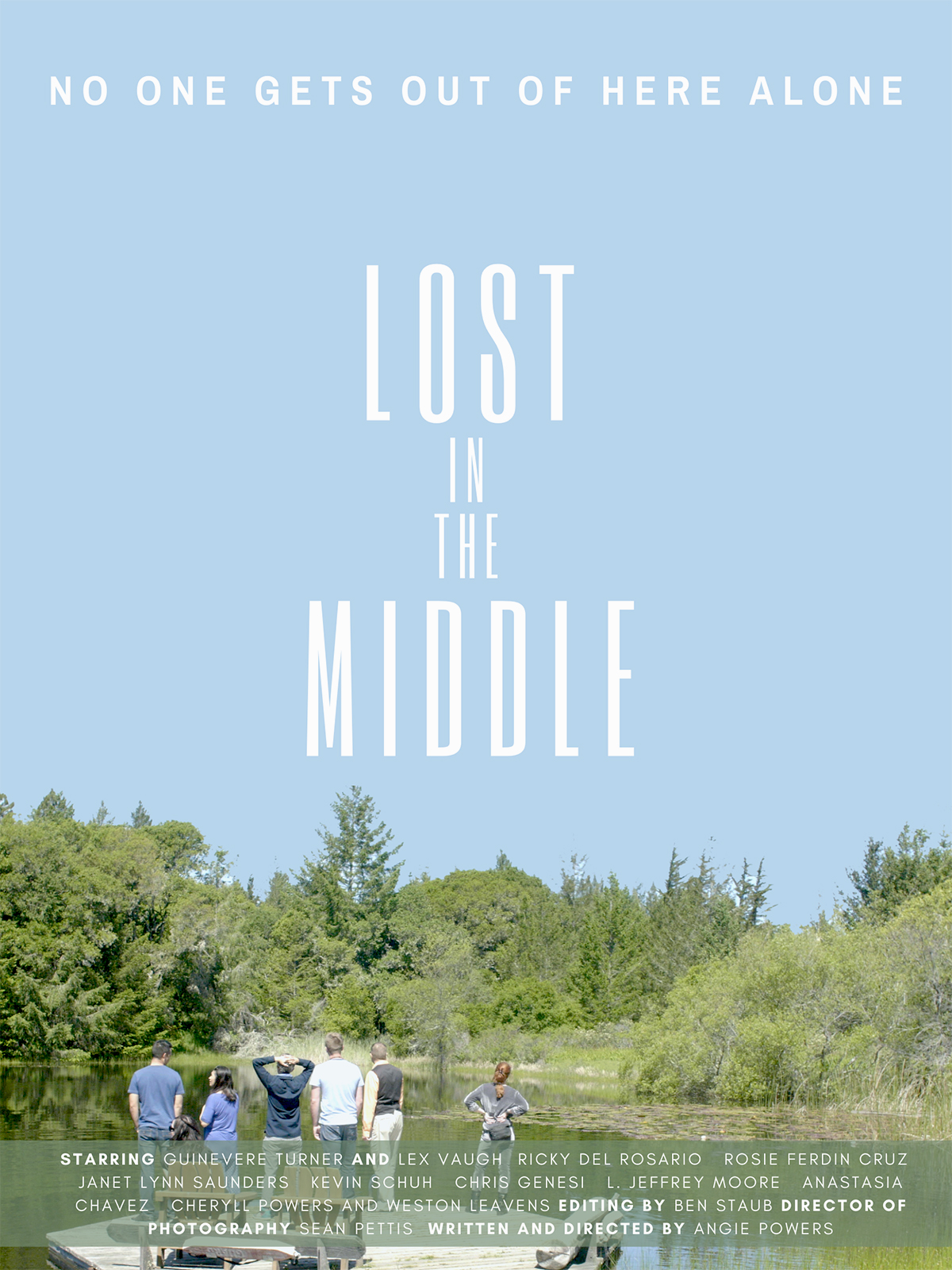 Lost in the Middle movie at the Grange