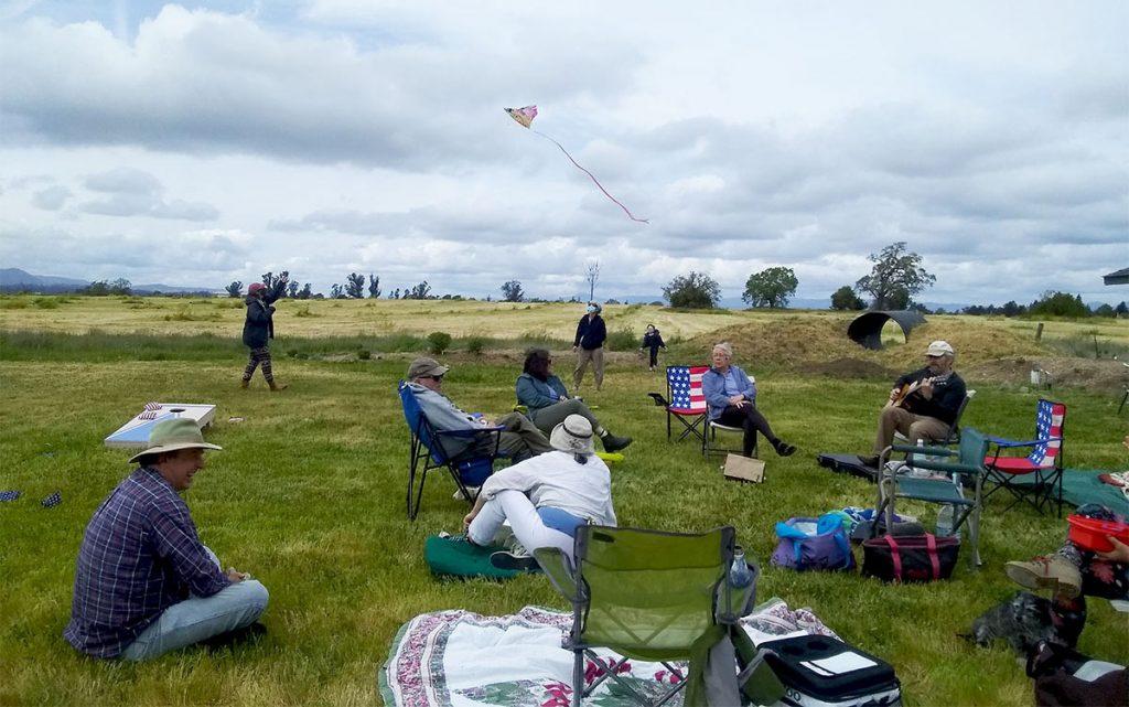 Grange picnic