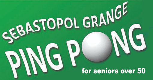PingPong for seniors
